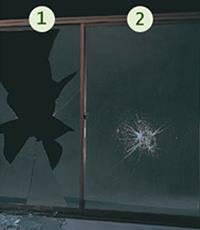 「破壊試験」がすごい!|  防犯ガラスへの交換
