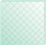 網入り磨きガラス