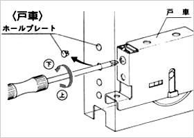 戸車調整・建てつけ調整|  サッシの修理・交換